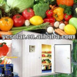 china prefabricated cold rooms for keeping vegetables fresh