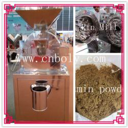 China Stainless Spice Powder Crusher Machine for Sale