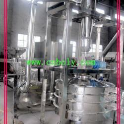 China Stainless Steel High Efficient Anise Powder Turbine Pulverizer