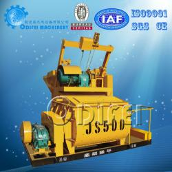 China top JS500 Electric cement mixer for sale