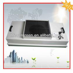 Cleanroom Application Self contained fan filter modules FFU