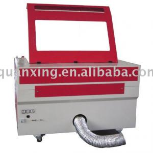 Cloth Laser Engraving Machine with 60W