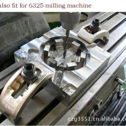 cnc pcb drilling machine ( quick mold clamp )