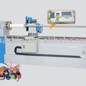 CNC textile machine, fabric roll cutter