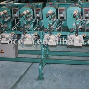CO-sewing thread winding machine