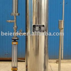CO2 filter filling machine