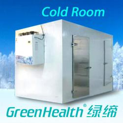 cold room for meat