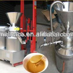 colloid mill for pollen stainless steel colloid mill tahini seasame peanut butter colloid mill