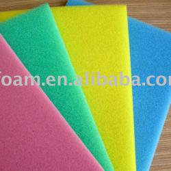 Colorful Industrial PU Filter Sponge/Foam