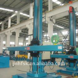 Column and boom welding (Good quality and competive price )