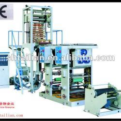 combination of blown printing machine