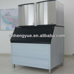 commercial cube ice maker water flowing industry ice machine HY-1500P