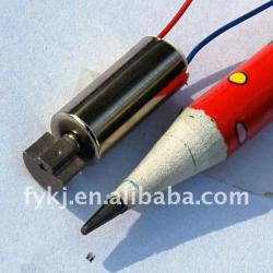 Compact eccentric motor for phones/massege/toys 6mm