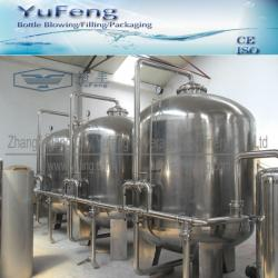 Complete drinking water plant