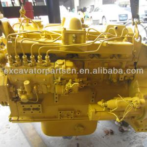 Complete Used Engine for KOMATSU PC200-5 6D95 ENGINE ASSY