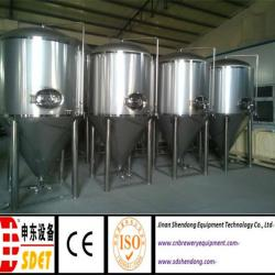 conical beer fermentr