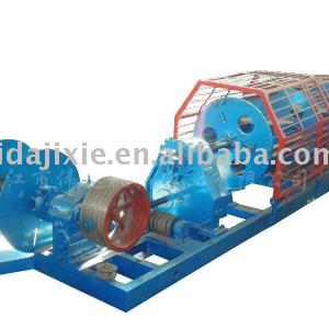 Constant Spindle Rope Making Machine