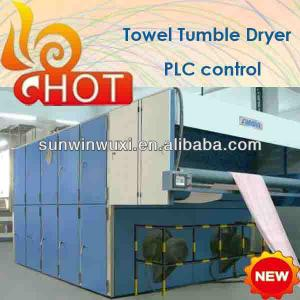 Continuous Tumble Dryers for towel