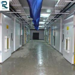 cooling cold room