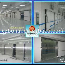 cooling room for meat and fish
