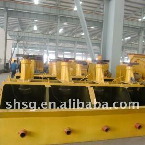 Copper Ore Flotation Machine shanghai manufacturer for copper ore