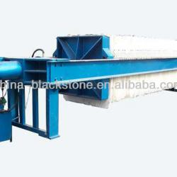 Copper sulphate producing filter press machine