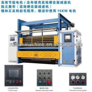 Coral fleece fabric raising machine RN331A-24