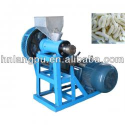 Corn puff snack extruder for sale new model large motor