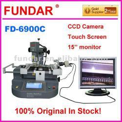 Cost effective FD-6900C ccd camera BGA Rework Station