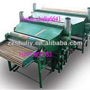 cotton textile fiber fluffer machine from zhengzhou shuliy machinery//0086-18203652053