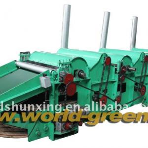 Cotton/yarn/fiber Waste Recycling Machine