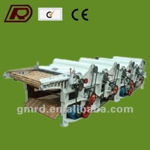 cotton/yarn waste recycling machine
