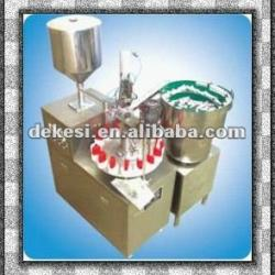 Creative XGF liquid filling and capping machine for tube