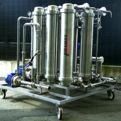 Cross Flow Membrane Filtration
