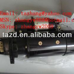 Cummins orignal and new Start motor 3021038