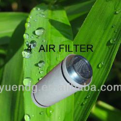 Customer design actived carbon air filter