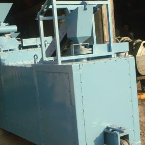 Cut Wire Shots Conditioning Machine