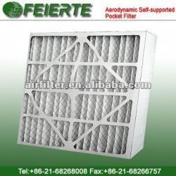 CZB Series disposable cardboard pleat filter