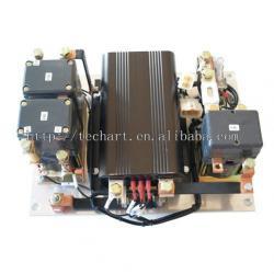 DC Brushed motor controller assembly 80V400A