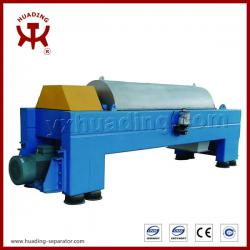 Decanter Centrifuge for Slop Oil/Oily Waste Water Processing