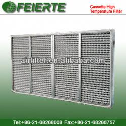 Deep-pleated High temperature Filter
