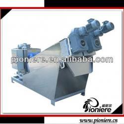 dewatering machine dehydrator for sewage water treatment plant XF202