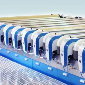 DGE3080 Automatic Rotary screen printing machine