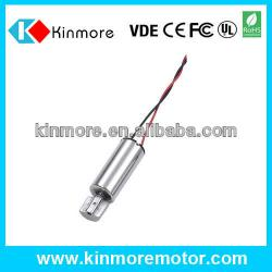 Diameter7mm dc micro coreless motor for beauty apparatus and HTC Phone KM-716