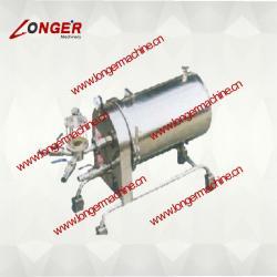 Diatomaceous filter machine