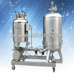 diatomite filter/diatomaceous earth filter
