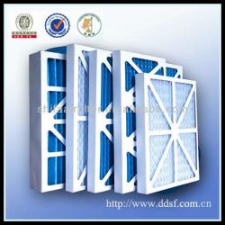 Disposable wire mesh paper filter