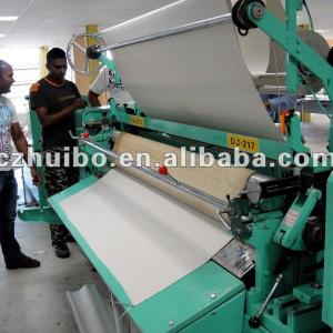 DJ-217 knife crystal fabric folding machine