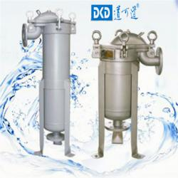 DKD Filter/Single bag filter housing