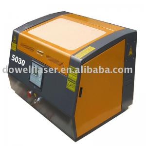 DOWELL co2 laser engraving machine DW5030